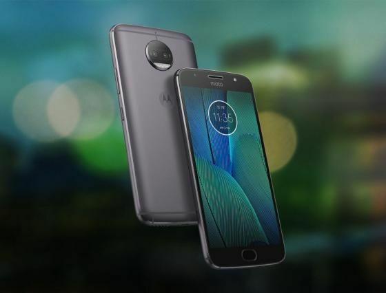 Smartphone Terbaru Motorola Moto G5s Plus