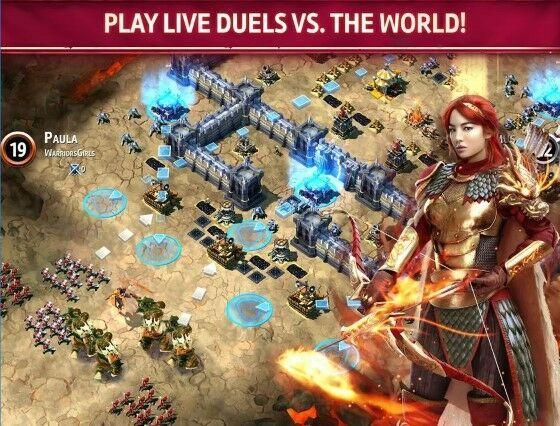 Game Strategi Mirip Clash Of Clans Coc 12 5a136