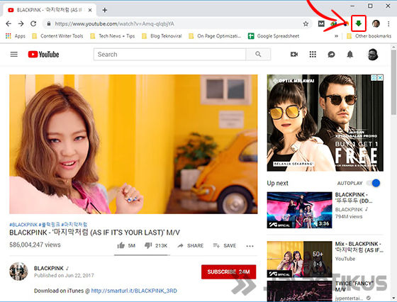 Cara Download Youtube Chrome 03 28369