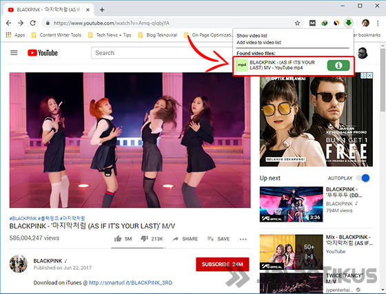 Cara Download Youtube Chrome 04 1b8f5
