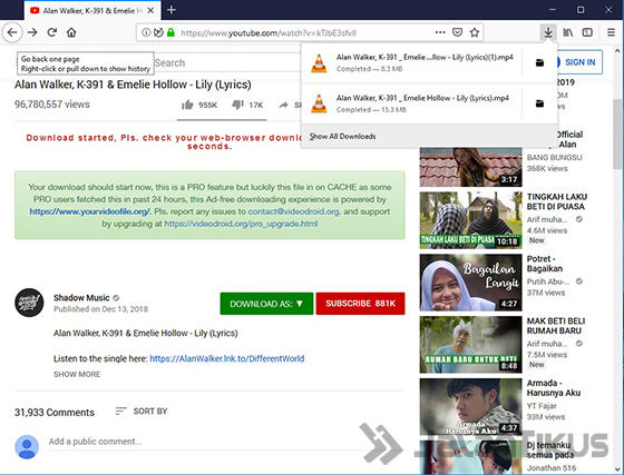 Cara Download Youtube Firefox 08 D65aa