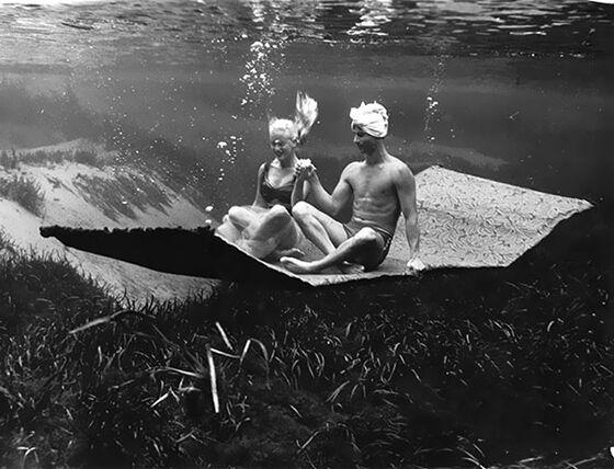 Foto Dalam Air 1938 14