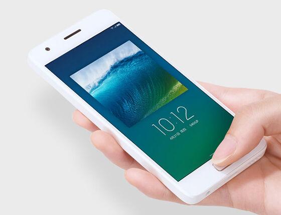 Smartphone Layar Kecil Zuk Z2