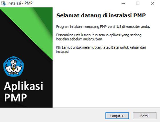 Aplikasi Pmp 15 3