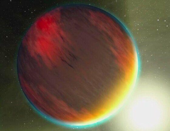 Planet Mirip Bumi E353f