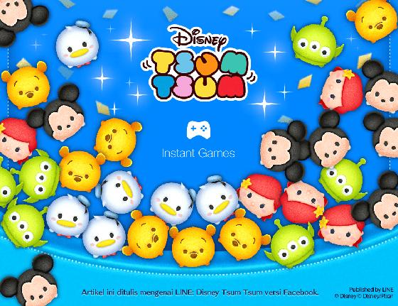 Line Disney Tsum Tsum 1 69200