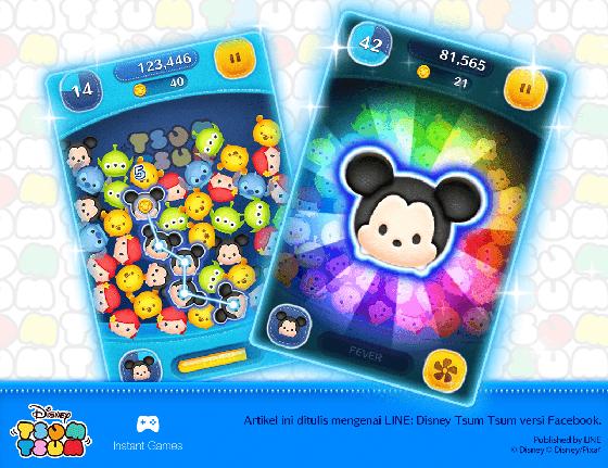 Line Disney Tsum Tsum 2 4dd01