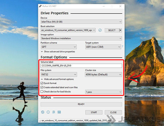 Cara Install Ulang Windows 10 Recovery 0fc43