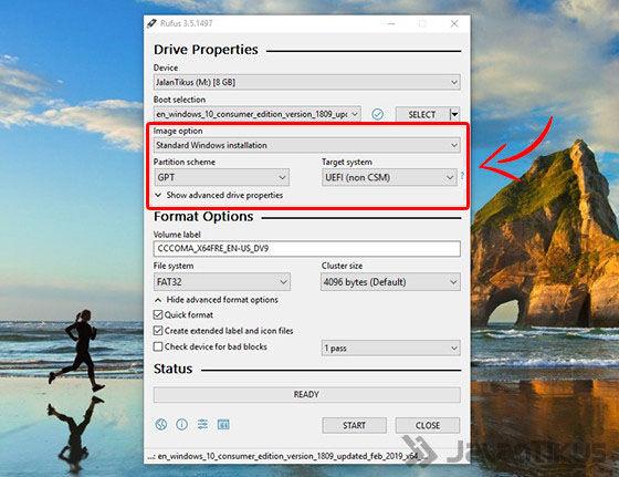 Cara Install Ulang Windows 10 Ke Windows 7 Eb5c7