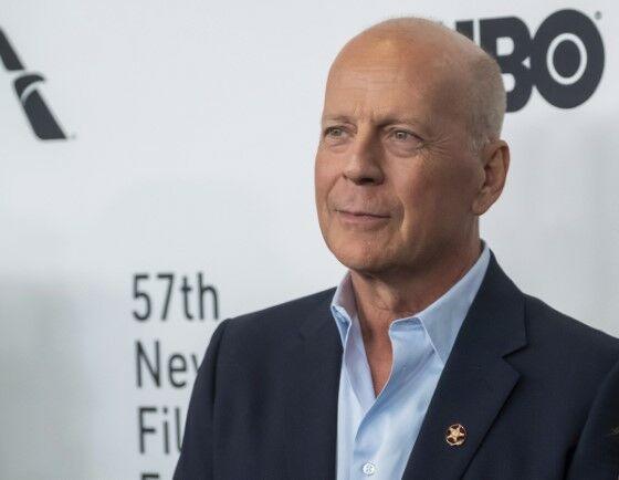 Aktor Jadi Penyanyi Bruce Willis Custom B1f78