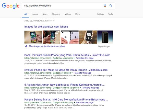 Keyword Tersembunyi Google Search 1 0300a