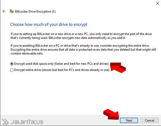 Cara Buat Password Flashdisk 5
