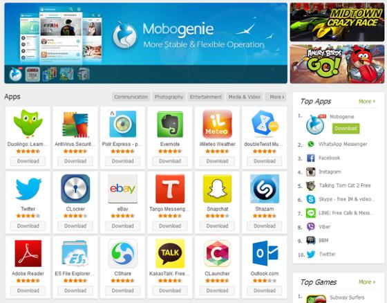 Aplikasi Download Permainan Android D2e2f