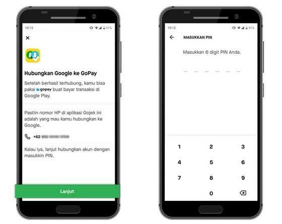 Cara Menambahkan Gopay Google Play 02 D5d14