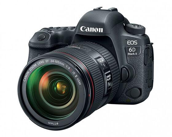 Harga Canon Eos 6d Mark Ii