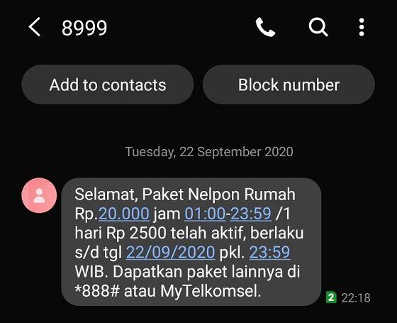 Paket Nelpon Rumah Telkomsel 5 9c9f2
