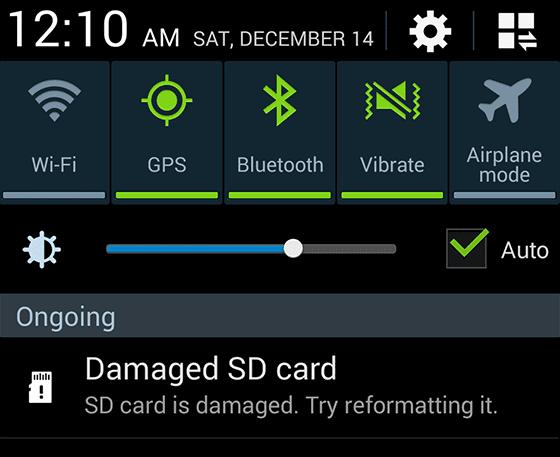 Microsd Tidak Bisa Diformat Android 5