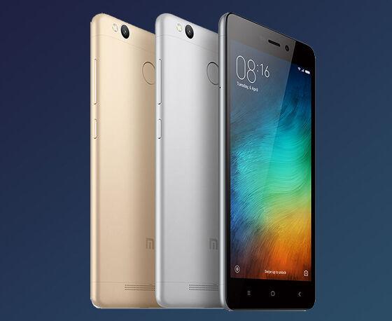 Android Terbaru Xiaomi Redmi 3s Prime