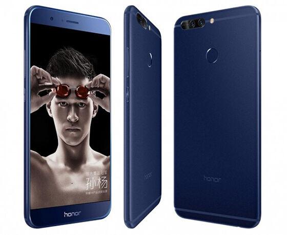 Huawei Honor V9 Rilis
