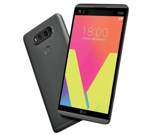 Smartphone Layar Besar Lg V20