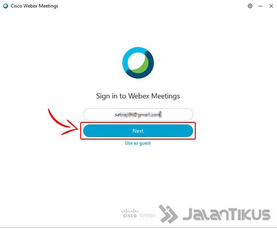 Cara Menggunakan Webex Di Laptop 03 5750e