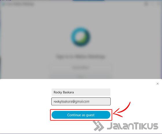 Cara Menggunakan Webex Di Laptop 01 88972