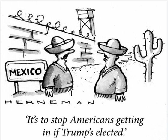 Ilustrasi Trump 3