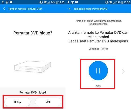 Cara Menggunakan Mi Remote Dvd 2 424dc