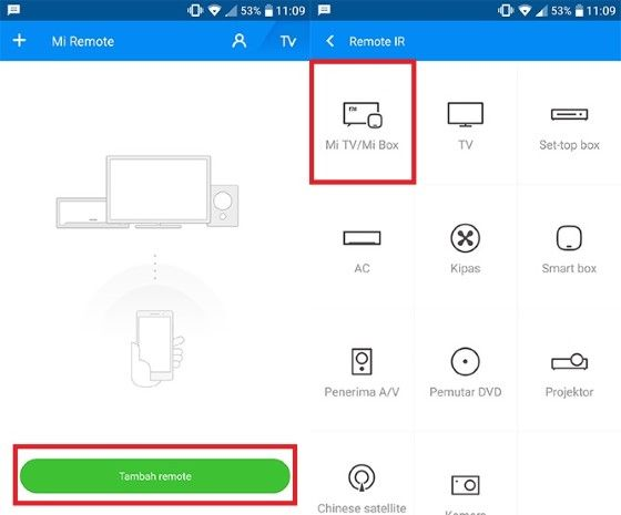 Cara Menggunakan Mi Remote Mi Tv 1 Adbdb