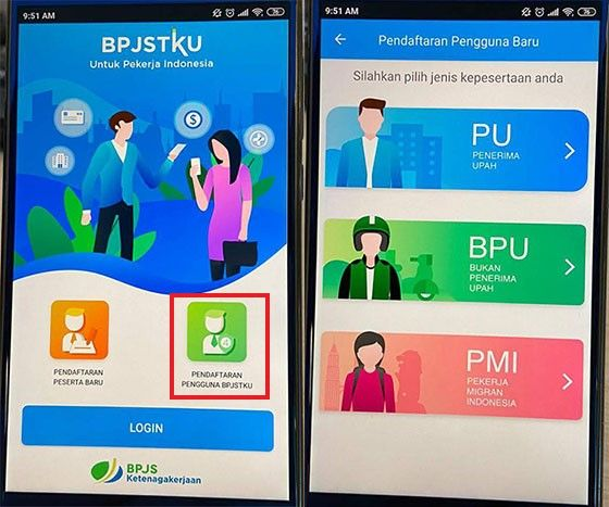 Cara Cek Saldo BPJS Ketenagakerjaan Melalui Aplikasi BPJSTKU 50bd0