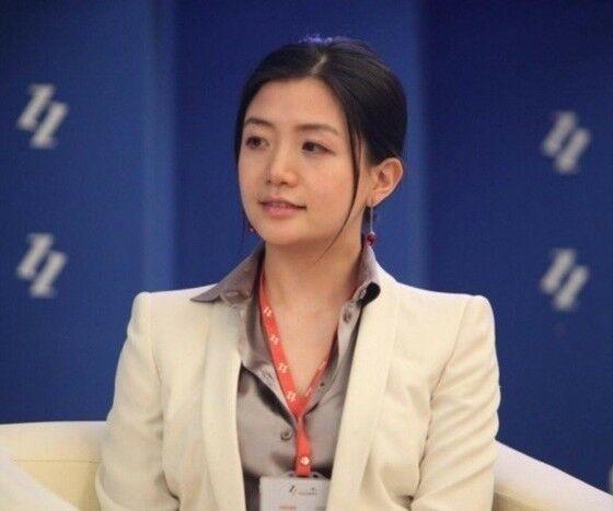 Li Ying Eks Tangan Kanan Jack Ma Ff9f1