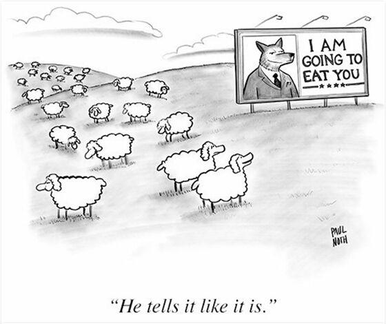 Ilustrasi Trump 9