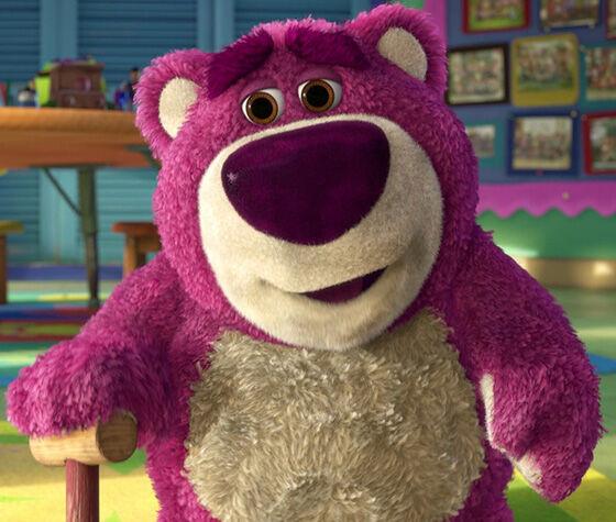 Lotso Bear 8ac5f