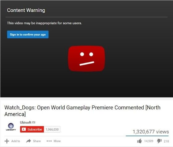 Cara Mematikan Mode Restricted Youtube 5 F2e24