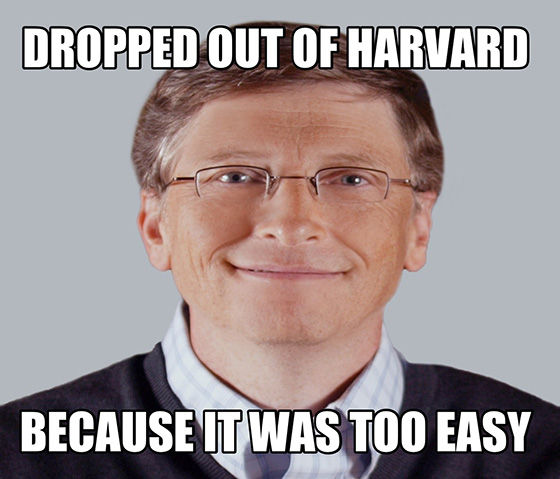 fakta unik bill gates 4