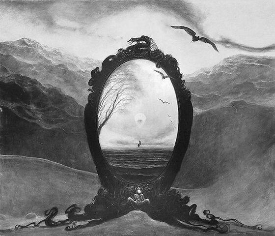 Lukisan Membuat Mimpi Buruk 2