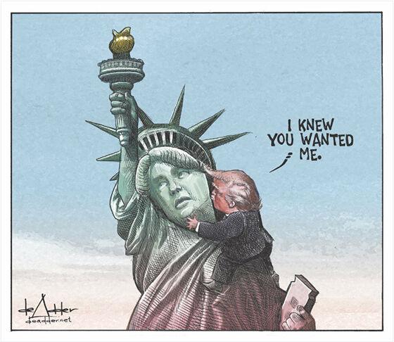 Ilustrasi Trump 14