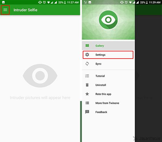 Cara Mengetahui Siapa Membajak Android 5