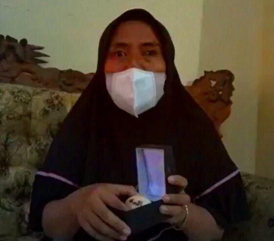 Ida Faisal Temukan Telur Berlafaz Allah 96489