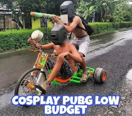 Cosplay PUBG Paling Unik Dan Kreatif 1 2c1a4