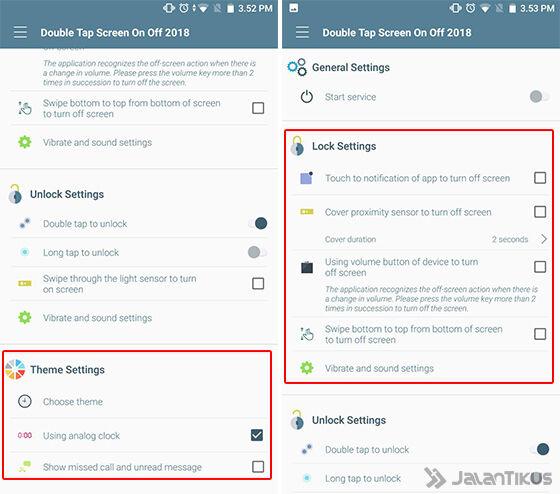 Cara Pakai Fitur Double Tap To Wake Android 6 951eb