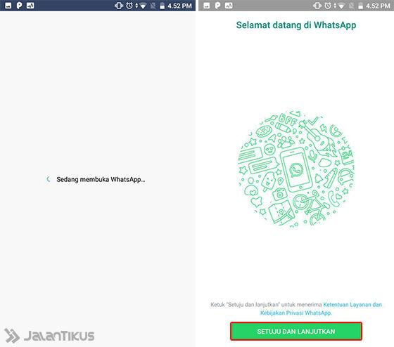 Cara Menggunakan 2 Akun Whatsapp Android 4 E987a