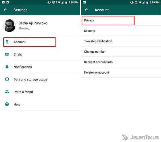 Cara Membuka Blokir Whatsapp 02 A6147