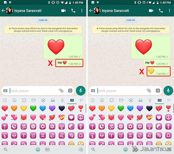 Cara Membuat Emoji Hati Whatsapp Bergerak 04 6a7ae