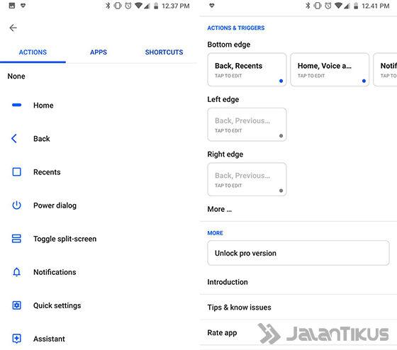 Cara Menggunakan Navigation Gesture Android 07 B1357