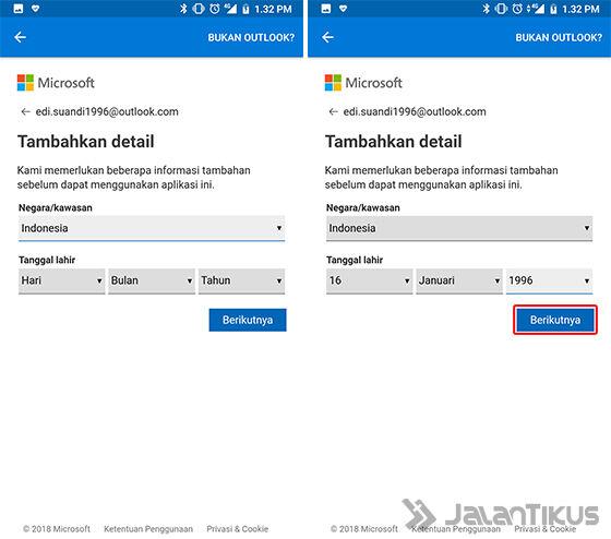 Cara Membuat Email Outlook Android 07 51289