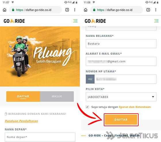 Cara Daftar Go Ride Online 01 7599d