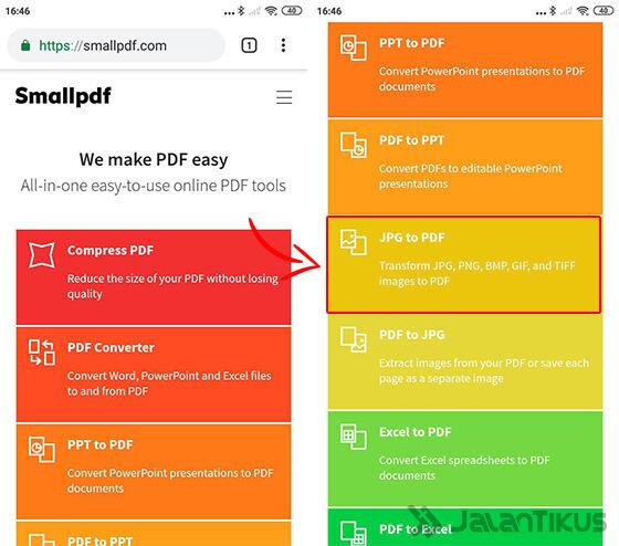 cara merubah file pdf ke jpg di hp android