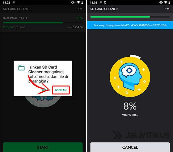 Cara Menghapus File Yang Tidak Bisa Dihapus Di Memory Card Android 18030