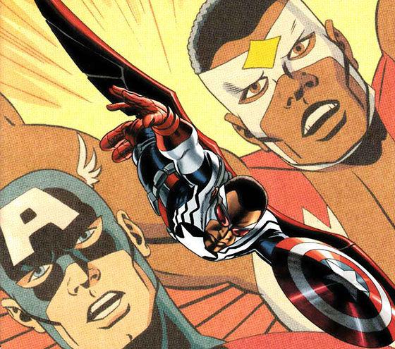 Sam Captain America 7a444